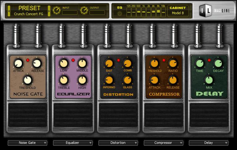 Guitar FX Software Bundle