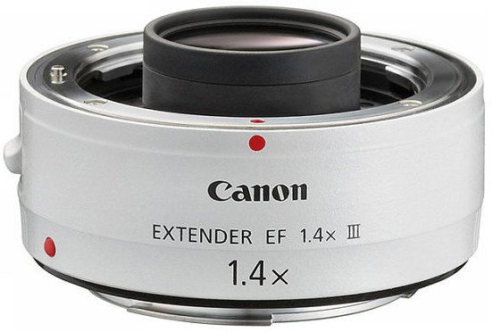 Extender EF 1.4X III for EF Lenses