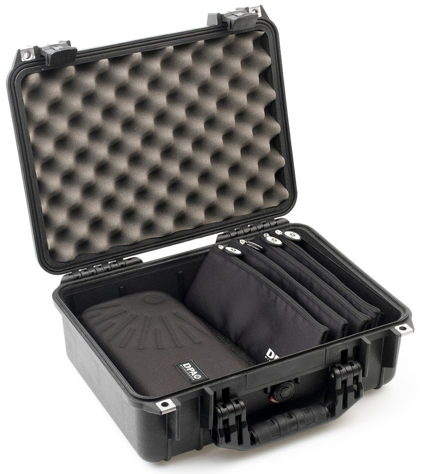 d:vote 4099 Touring Microphone Kit for Rock with (4) Instrument Microphones and Accessories
