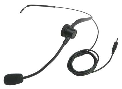 Headset Microphone for Califone M319 and WS-T Transmitters