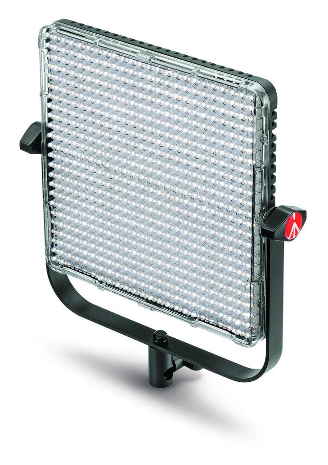 1X1 Bi-Color LED 1400 Lux@1m-CRI>90, 5600K  Dimmable Flood Light