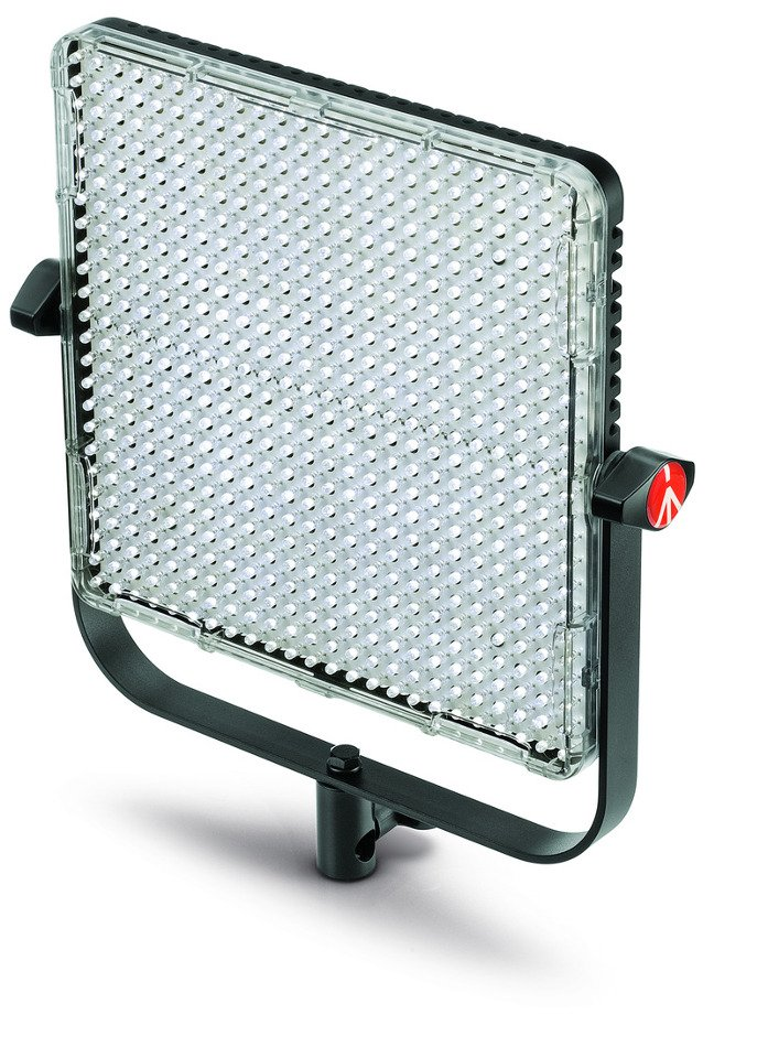 Spectra 1X1 F LED 1400 Lux@1m-CRI>90, 5600K Dimmable Flood Light