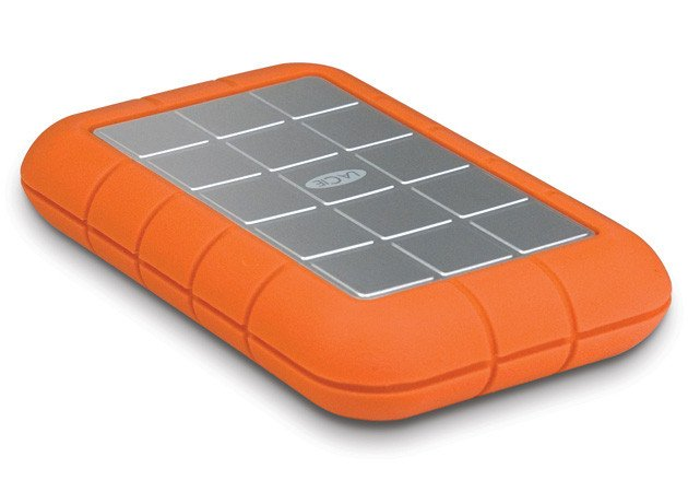 2TB Rugged Triple USB 3.0 Hard Drive