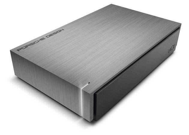 2TB Porsche Design USB 3.0 External Hard Drive