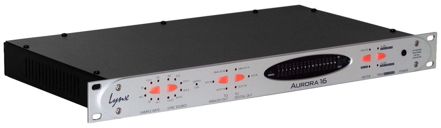 16 Channel AD/DA Converter with LT-USB Card