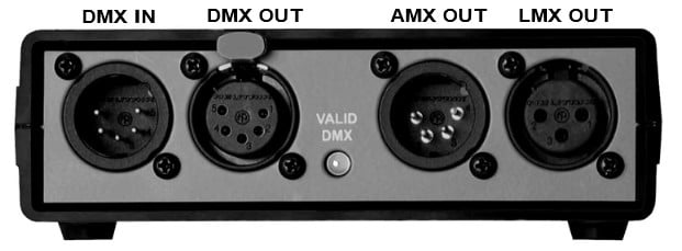 TX-30 with AMX-192 Output Option