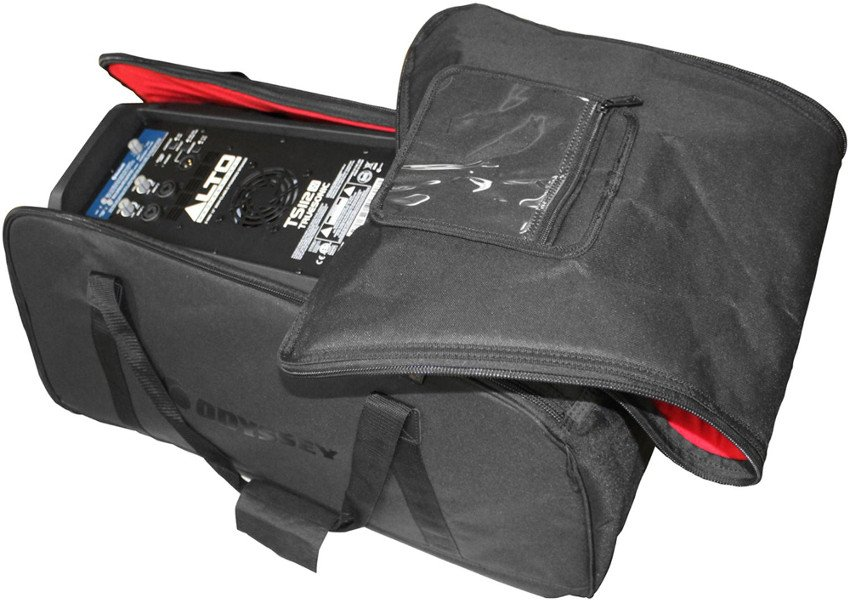 "Redline Series Universal Speaker Bag for 12"" Molded Speakers"