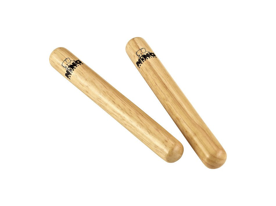 Pair of Wooden Claves