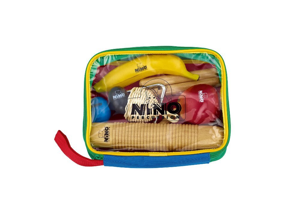 9-Piece Kid's Percussion Kit