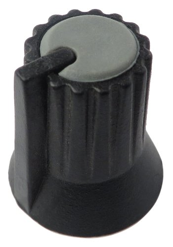 Grey Knob for Audio Pro 512 mixer.
