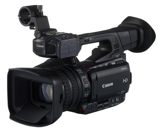 High Definition Professional Camcorder