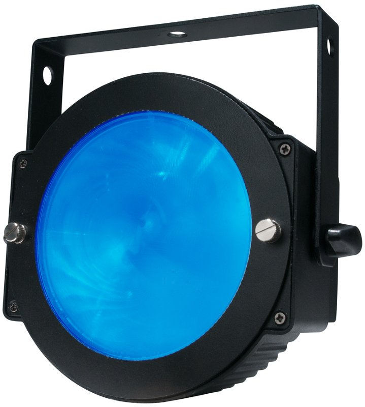 Chip-On-Board LED Par Fixture with DMX