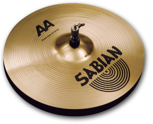 "Pair of 14"" AA Metal Hi-Hats"