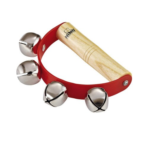 Sleigh Bell with Wooden Grip