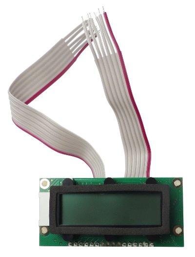 LCD Assembly PCB for Spider 4 75W Amp