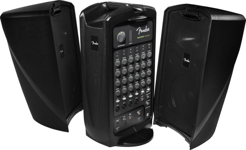 Fender Passport EVENT 7 Channel 375 Watt Portable PA System with Bluetooth PASSPORT-EVENT