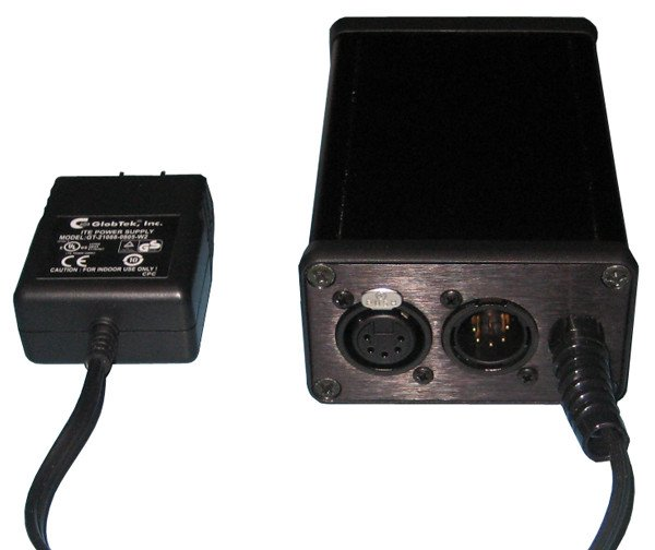 DMX512 Isolator/Re-timing Device