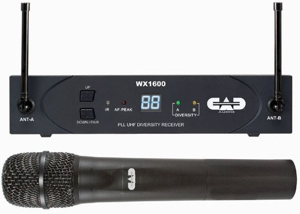 StagePass Wireless Handheld Microphone System