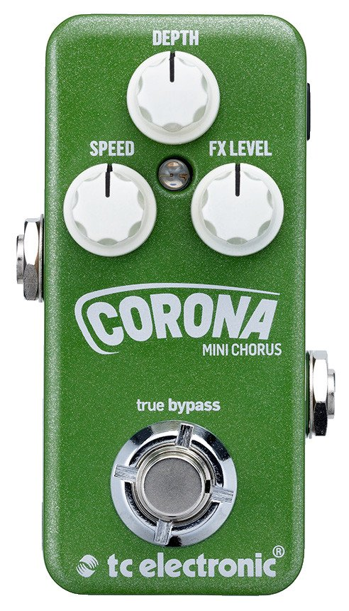 Miniature Chorus Guitar Pedal