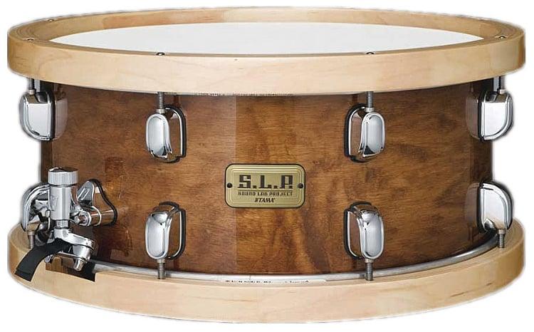 """6.5x14"""" S.L.P. Studio Maple Snare Drum"""