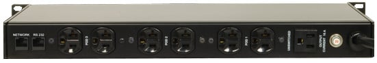 Juice Goose iP 1520 20 Amp, 7 Outlet Web Based Power Controller IP-1520
