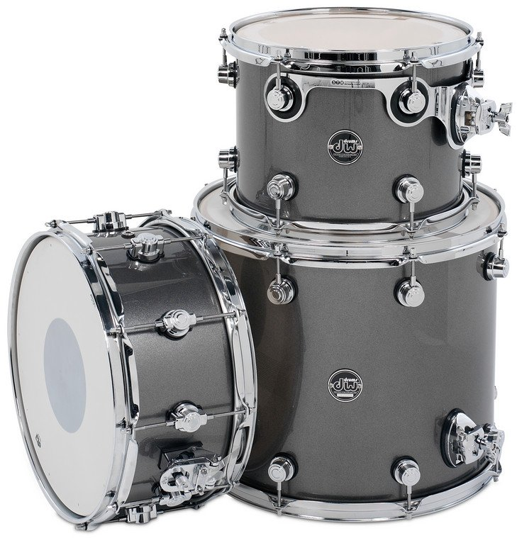 "Performance Series HVX Tom/Snare Pack 3: 9x12"", 14x16"" Toms, 6.5""x14"" Snare Drum"