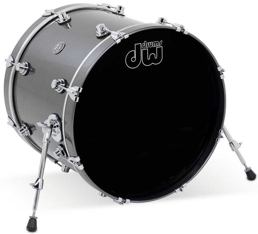 "DW DRPL1620KK 16"" x 20"" Performance Series HVX Bass Drum in Lacquer Finish DRPL1620KK"
