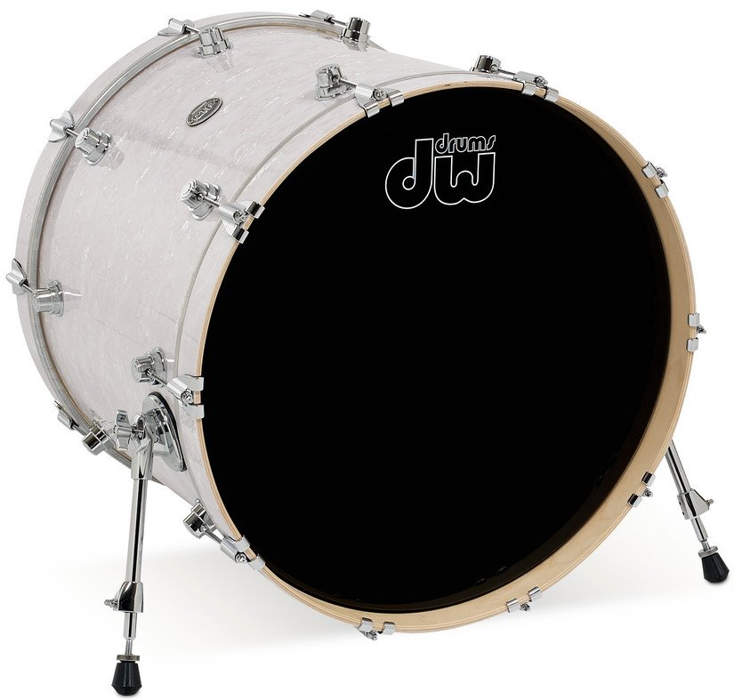 "18"" x 22"" Performance Series HVX Bass Drum in Finish Ply Finish"