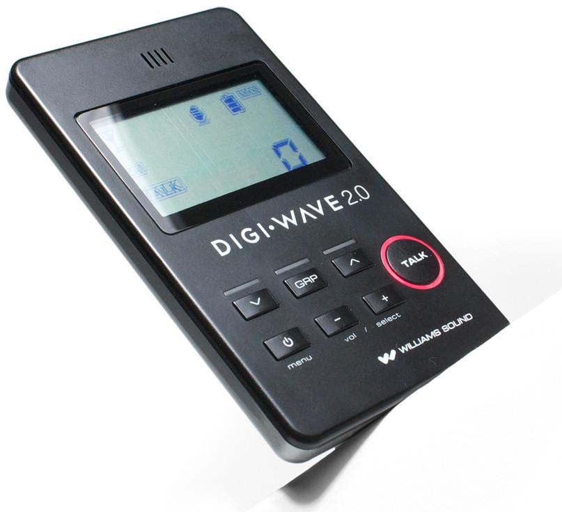 2.4 GHz Digital Transceiver for use with Digi-Wave 2.0 System