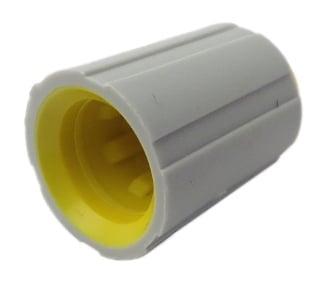 Yellow Rotary Knob