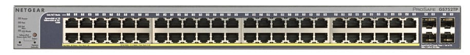 48-Port POE Ethernet Switch