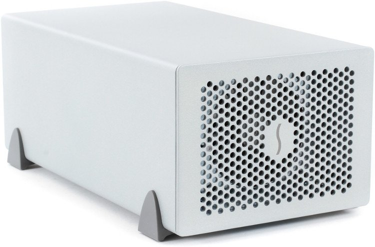 Thunderbolt 2 Expansion Chassis for PCIe Cards