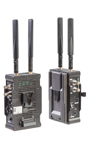 Wireless HD Transmitter & Receiver System for V Mount