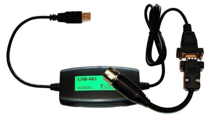 USB to RS485 Conversion Kit for use with XTA iCore