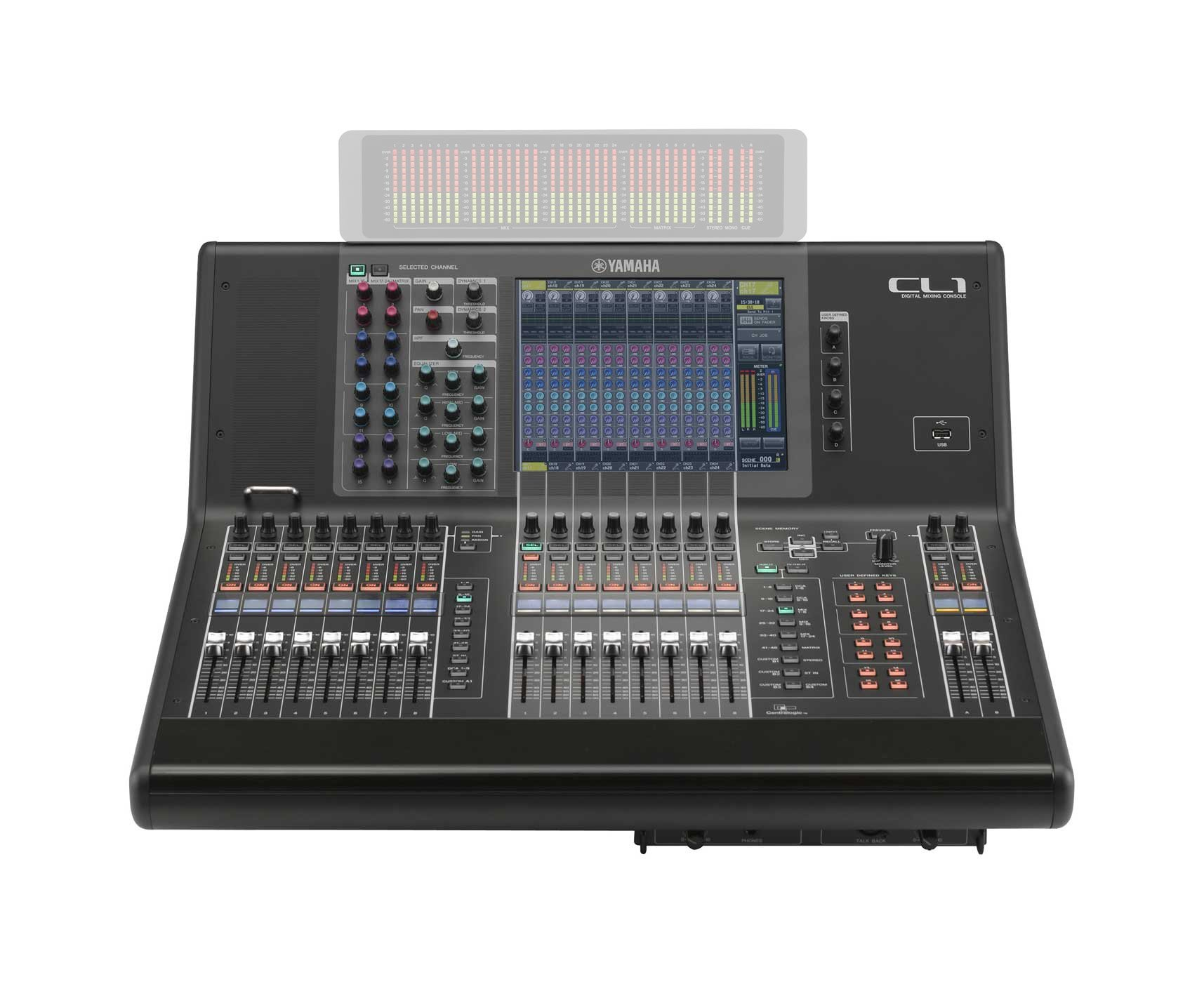 Yamaha CL1 16-Fader Digital Mixer Console | Full Compass Systems