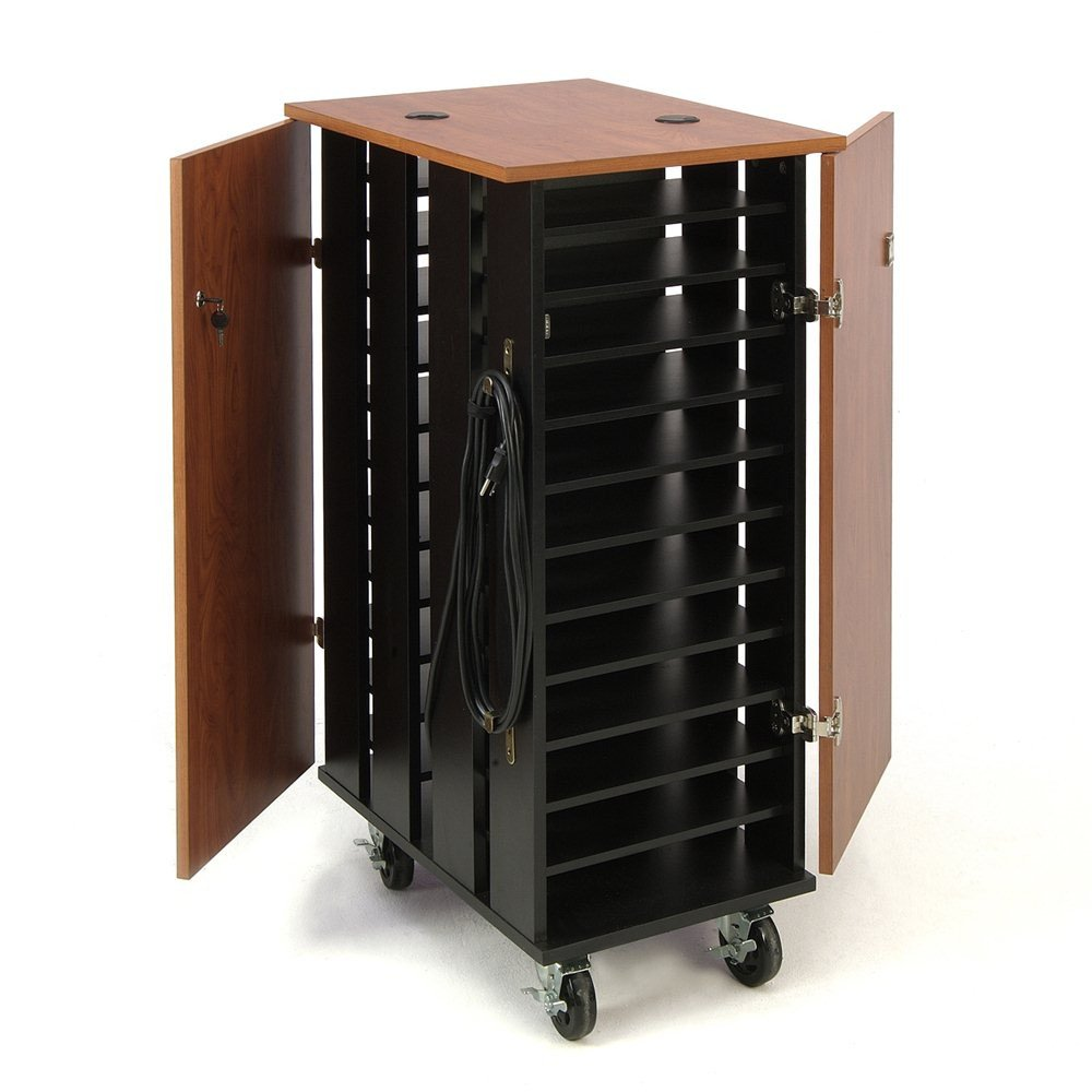 Tablet Storage & Charging Cart