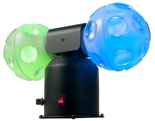Dual Ball LED Effect Light