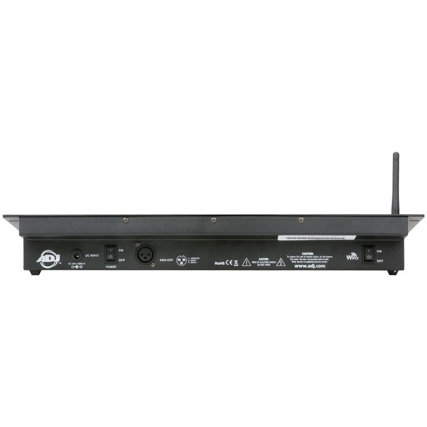 16 Channel Rackmount DMX Controller with WiFLY