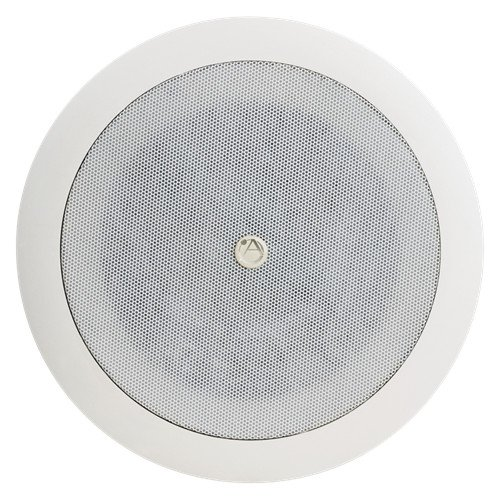 """4"""" Coaxial 70/100V Plenum Rated Speaker System with Shallow Mounting Depth"""
