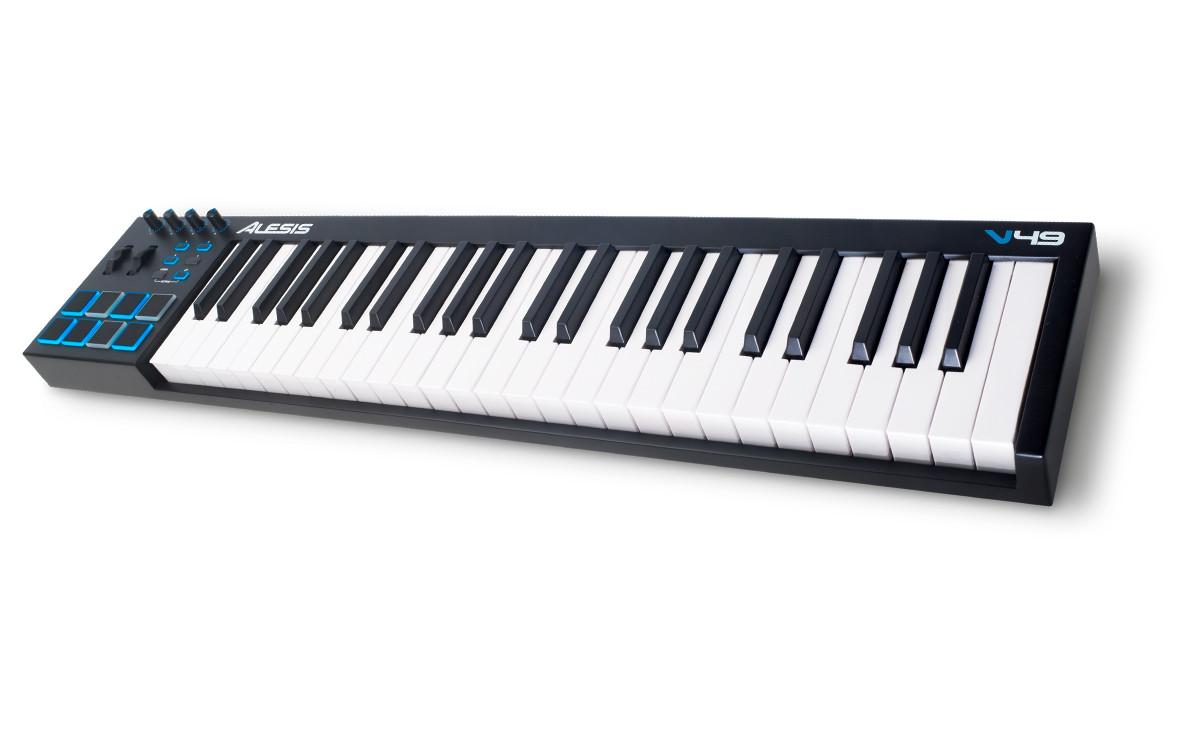 49-Key V-Series USB MIDI Controller