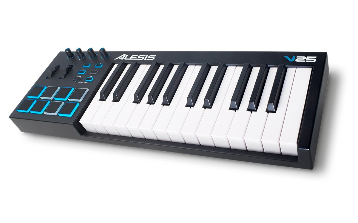 25-Key V-Series USB MIDI Controller