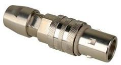 Tri-Loc Male Fiber Optic Camera Cable End Connector