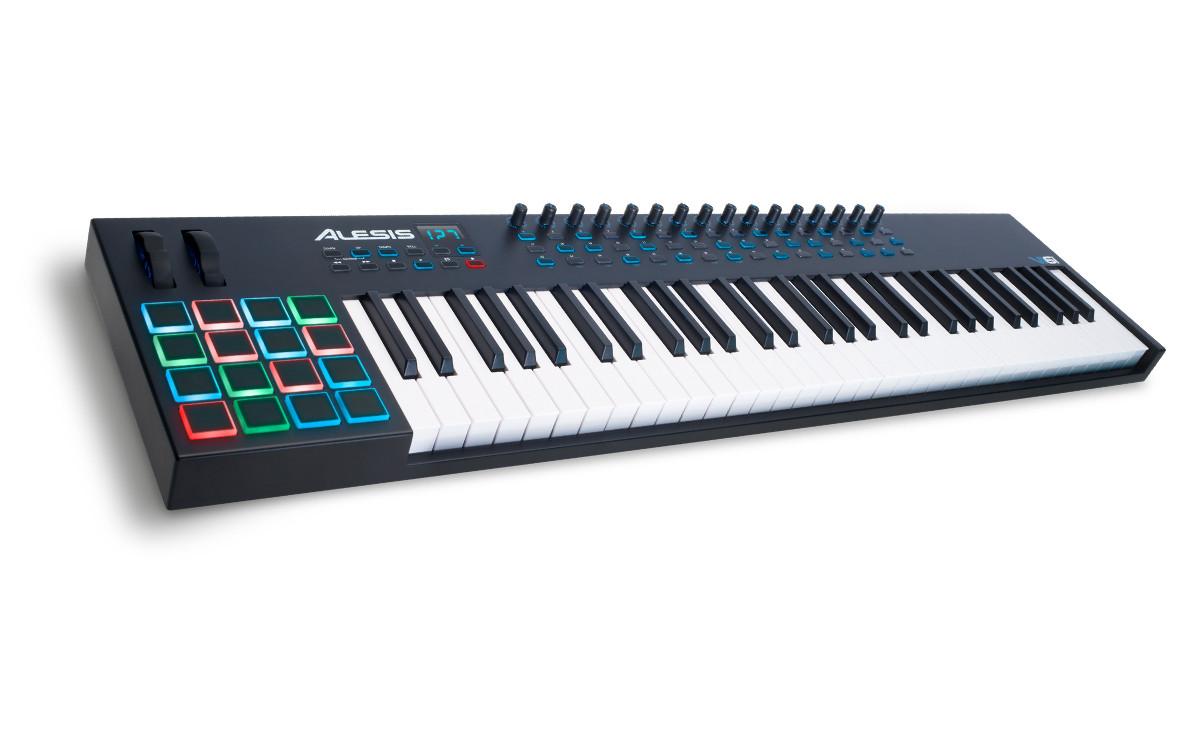 61-Key USB MIDI Controller