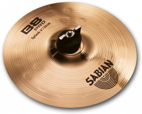 """8"""" B8 Pro Splash Cymbal"""