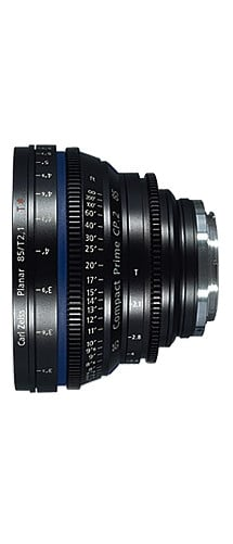Compact Prime CP.2 18mm/T3.6 Lens