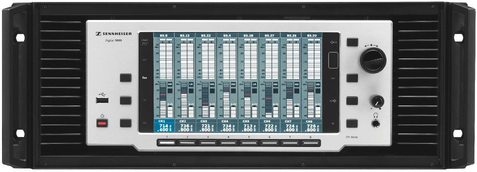 9000 Series Modular System Receiver, Modules Sold Separately
