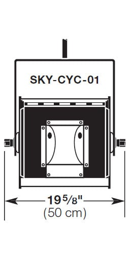 1 Section SKY CYC