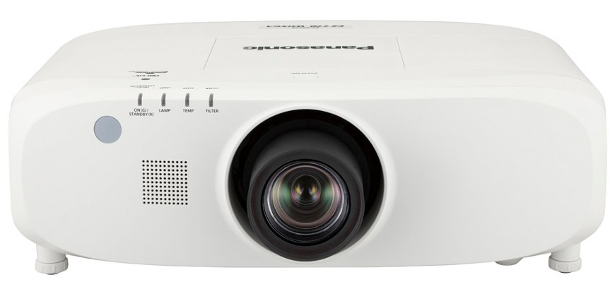 7500 Lumens XGA LCD Projector with Lens and Digital Link