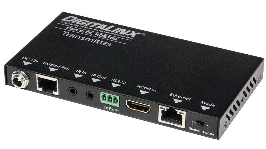 HDMI Over Twisted Pair Set with Power, Control and Ethernet