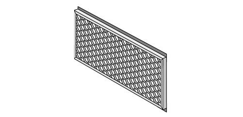 Prime Location 20° Honeycomb Grid